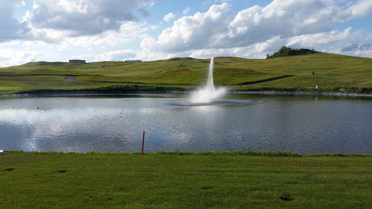 Medicine Hole Golf Course